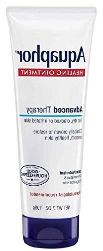 Aquaphor Advanced Therapy Healing Ointment Skin Protectant 7