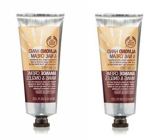 almond hand and nail cream 3 3oz