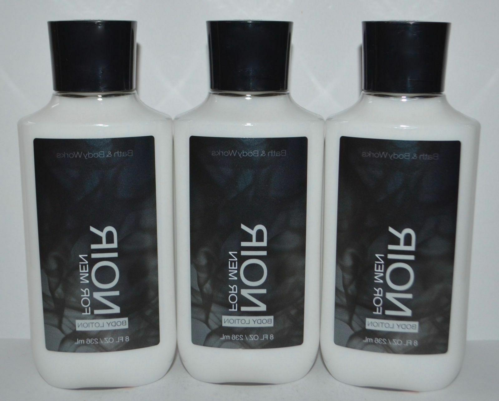 bath and and body works x3 noir