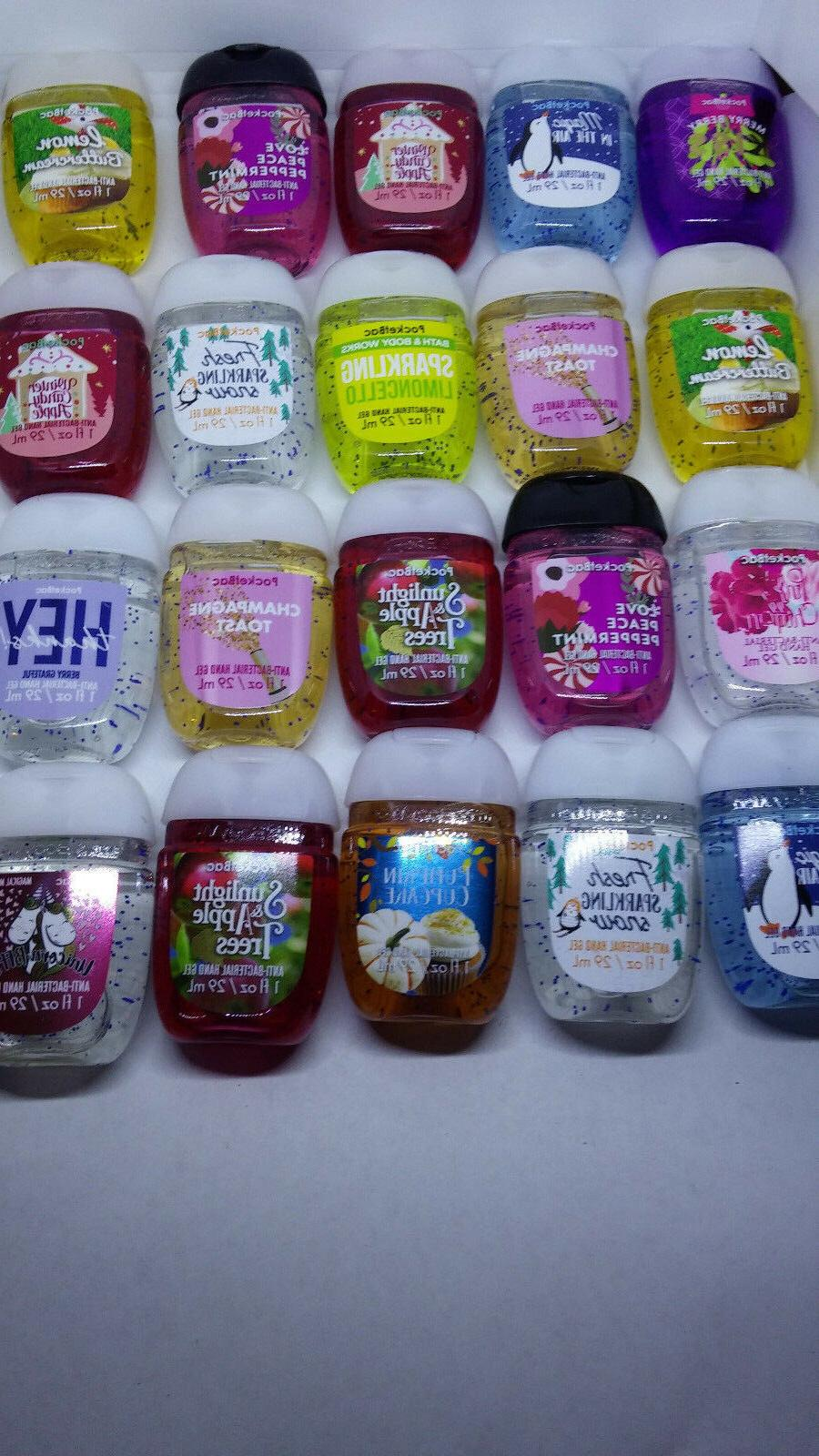 Bath and Body Pocketbac Hand 20 Hand