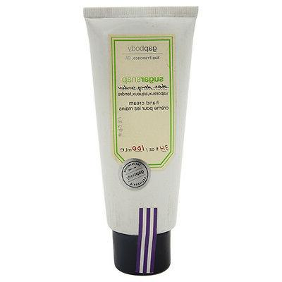 body sugarsnap hand cream by for unisex