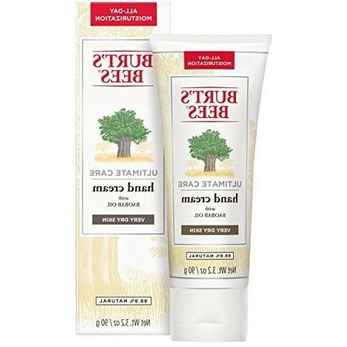 Burt's Ultimate Hand Cream Ounce Tube Shipping