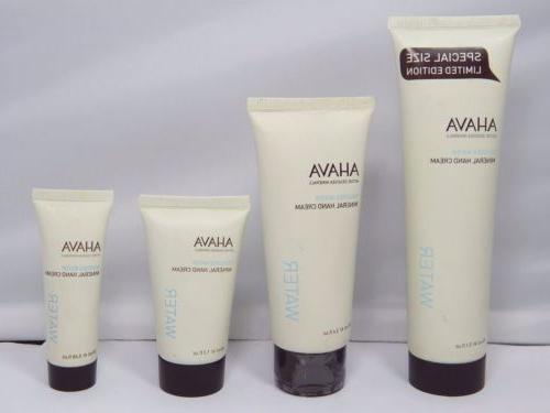 deadsea water mineral hand cream you pick
