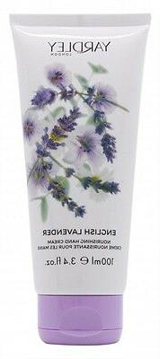 YARDLEY ENGLISH LAVENDER HAND & NAIL CREAM - WOMEN'S FOR HER