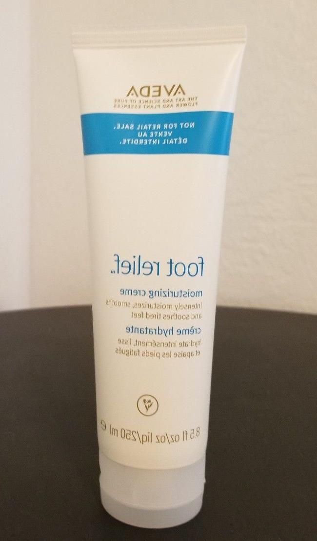 foot relief 8 5oz professional size free