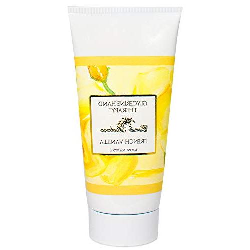 glycerine hand therapy cream french