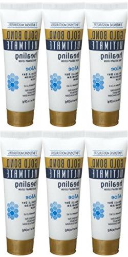 Gold Bond Ultimate Healing Skin Therapy Lotion Aloe Travel S