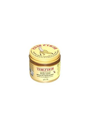 Burt's Bees Hand Beeswax and 2 oz
