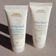 Aveda Hand Relief and Foot Relief Moisturizing Creme Set  -