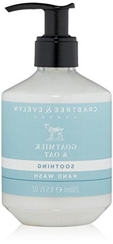 Crabtree & Evelyn Hand Wash, Goatmilk and Oat, 8.5 fl oz