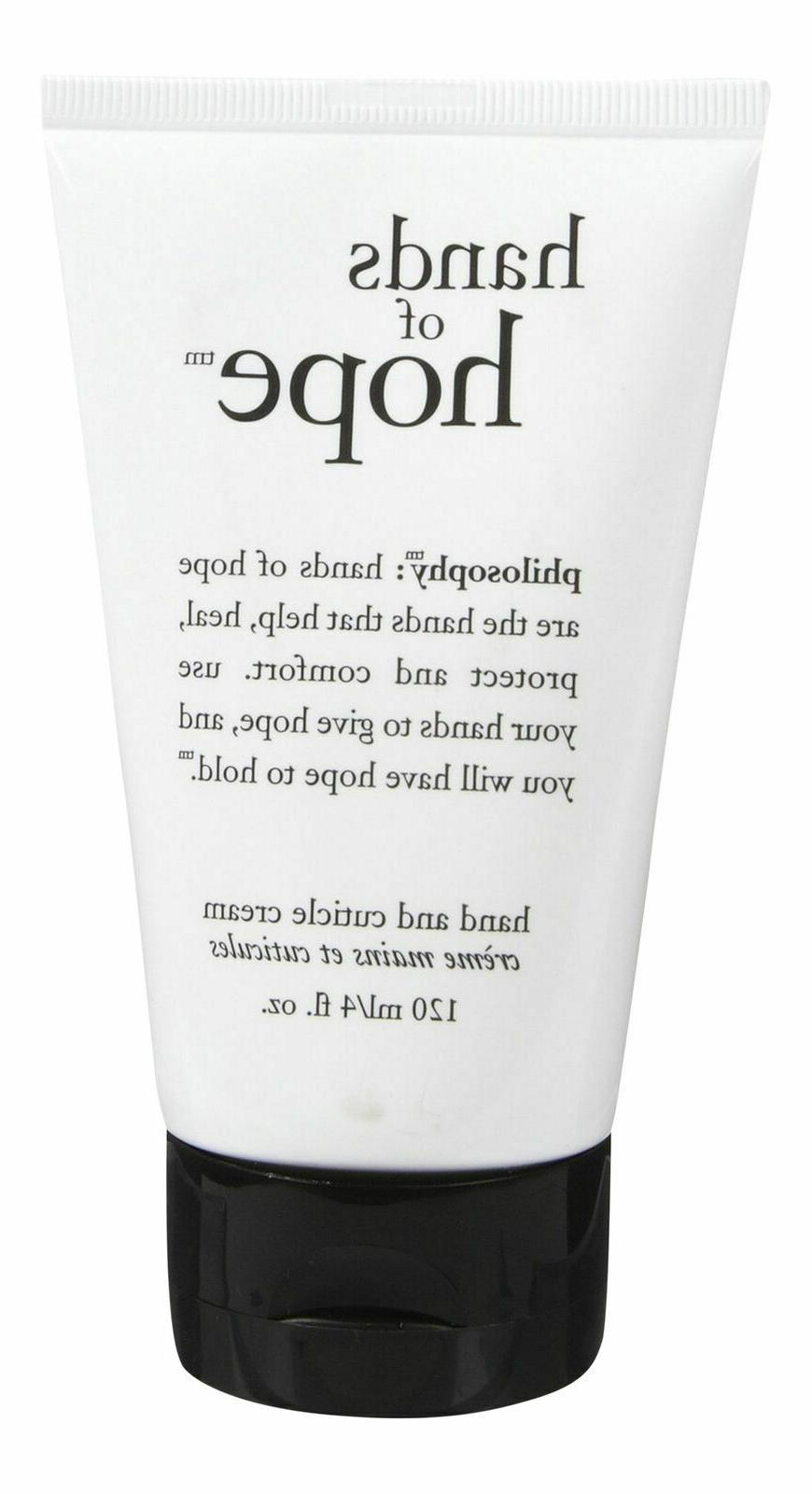 Philosophy Hands Of Hope Hand & Cuticle Cream 4 oz. Hand Cre