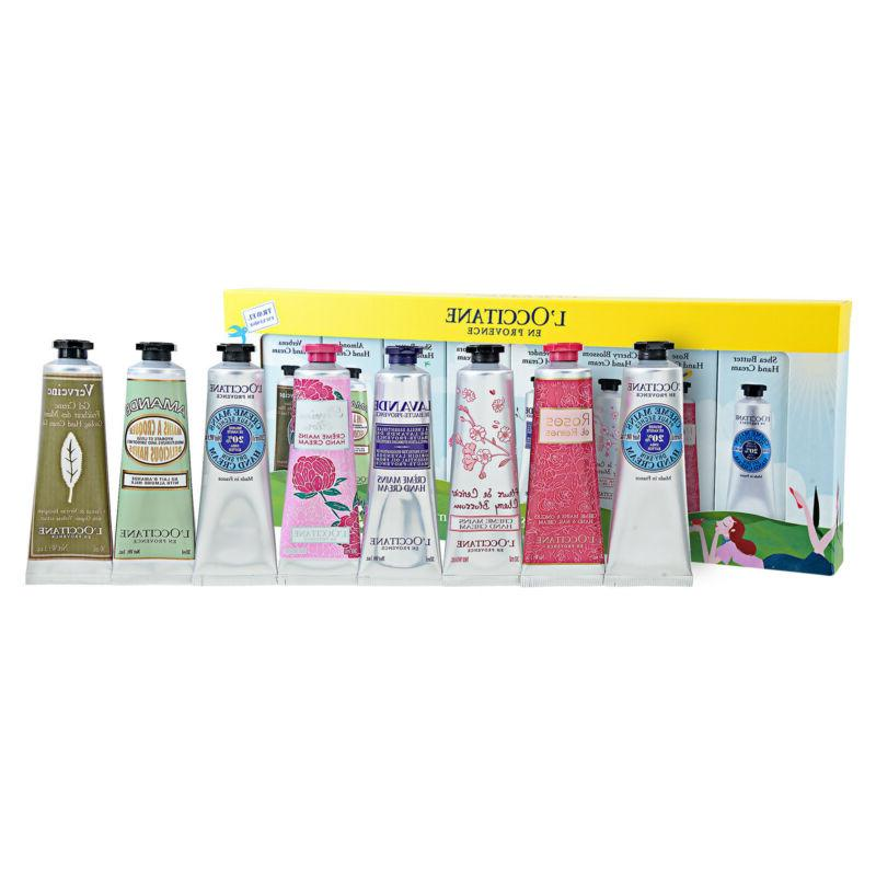 l occitane fantastic 8 hand creams set