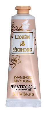 L'Occitane Hand Cream Neroli & Orchidee 1 Ounce