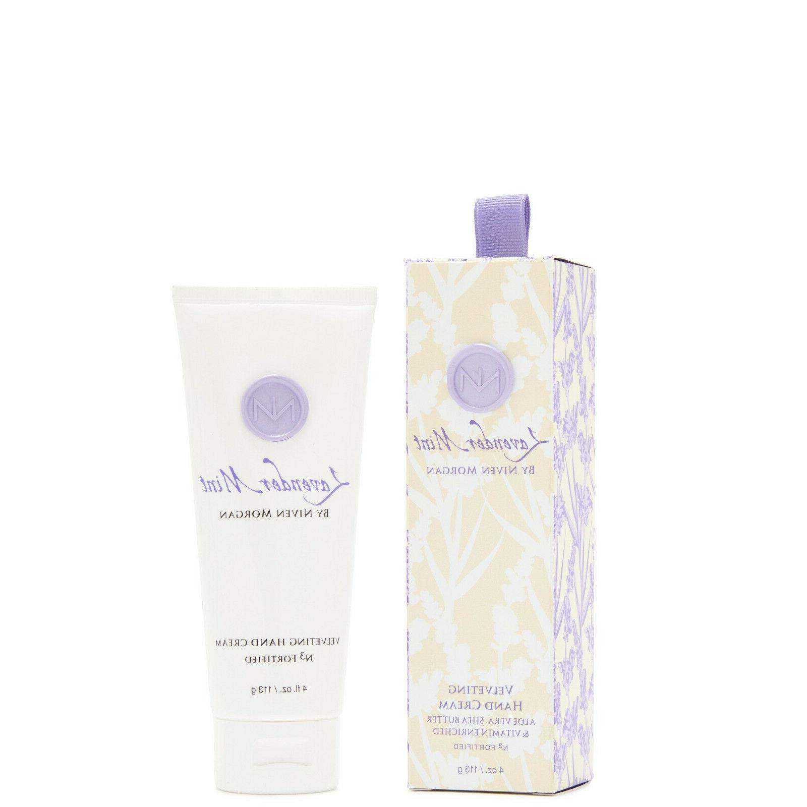 lavender mint velveting hand cream 4oz