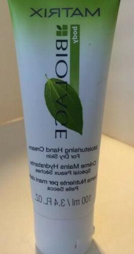 matrix body moisturizing hand cream lotion dry