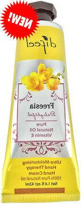 Difeel Moisturizing Hand Cream 42mL Freesia