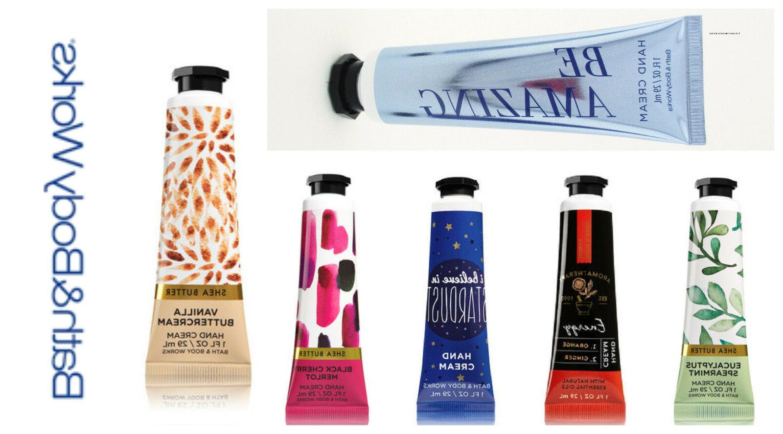 new authentic bath and body works shea