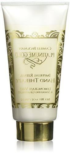 Camille Beckman Platinume Gold Imperial Repair Hand Therapy,
