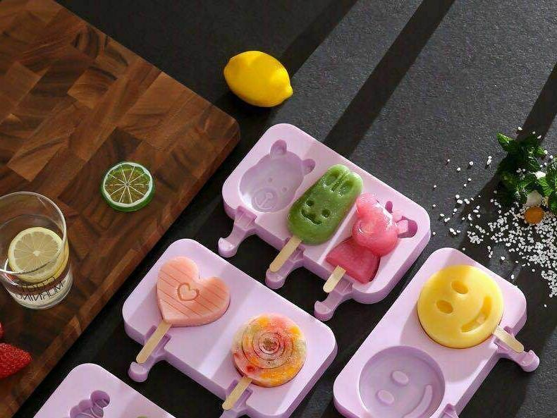Popsicle Molds DIY Homemade Ice Home Kitchen Accessories
