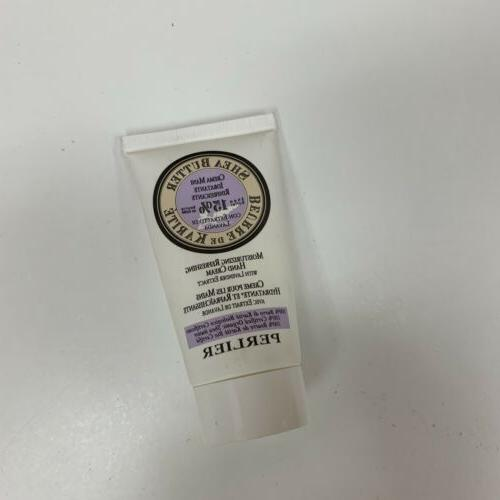 shea butter body balm with lavender extract