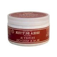 Nubian Heritage Shea Butter Lotion, Honey and Black Seed, 4
