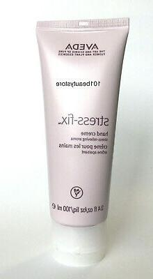 AVEDA Stress-Fix  Hand Cream 3.4oz *NEW*