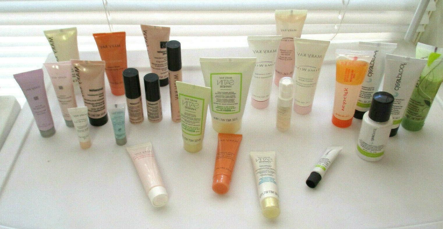 travel sized skin care items you choose