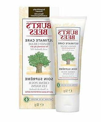 Burt's Bees Ultimate Care Hand Cream 50g