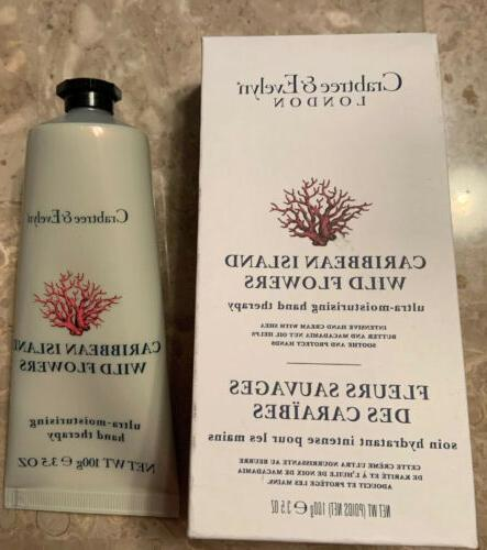 Crabtree & Evelyn Ultra-Moisturising Hand Cream Therapy, Car