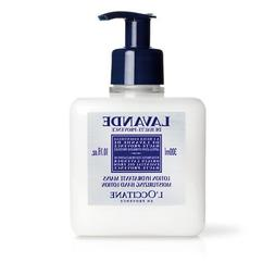 L'Occitane Lavender Moisturizing Hand Lotion Enriched with S