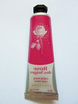 L'OCCITANE ROSE DES NEIGES HAND CREAM 30ml