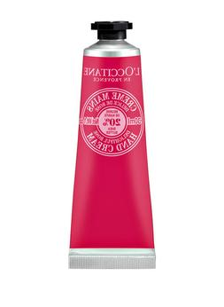 L'occitane Shea Butter Rose Heart Hand Cream 1oz/30ml - NEW