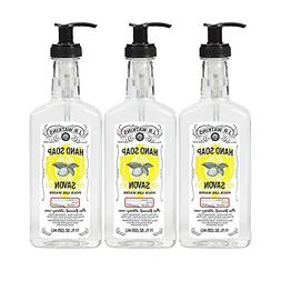 J.R. Watkins Hand Soap, Gel, 11 fl oz, Lemon