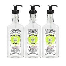 J.R. Watkins Hand Soap, Gel, 11 fl oz, Aloe & Green Tea