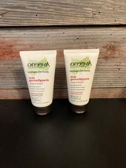 Lot of 2 - AVEENO Positively Ageless Skin Strengthening Hand