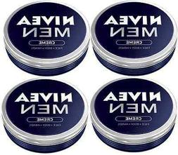 NIVEA MEN CREME CREAM FOR FACE BODY HANDS PREVENTING DRYING