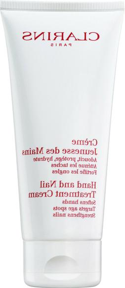 Clarins Hand and Nail Treatment Cream, Softens Hands  100ml