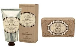 Naturally European MILK Luxury Hand Cream Boxed 20% Shea But