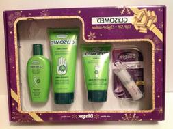 New Glysomed Gift Set ~ Hand Cream Tube + Body Lotion + Foot