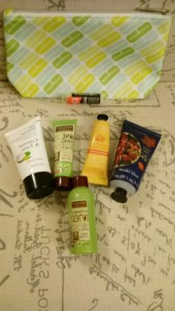 New- LOT OF 6- EcoTools, Crabtree&Evelyn,Bayles, hand creams