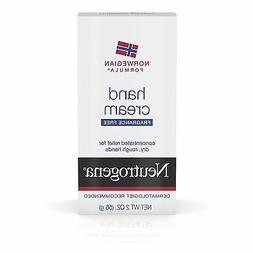 New Neutrogena Norwegian Formula Hand Cream Fragrance Free 2