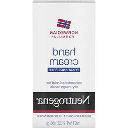Neutrogena Norwegian Formula Hand Cream, Fragrance Free 2 oz