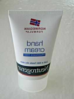 Neutrogena Norwegian Formula  Hand Cream Fragrance Free 2 oz