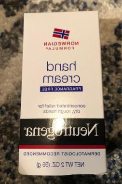 Neutrogena Norwegian Formula Hand Cream Original 2 oz