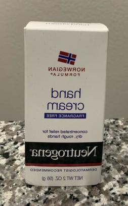 Neutrogena Norwegian Formula Original Hand Cream 2 Oz New