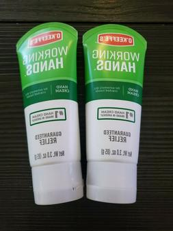 O'Keeffe's Working Hands Hand Cream, 3 ounce Tube,