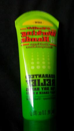 Okeeffes  3 Oz Working Hands Hand Cream Tube Free Shipping!