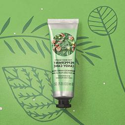 The Body Shop Peppermint Candy Cane Hand Cream, 1 Fl Oz