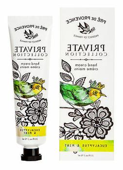 Pre de Provence Private Collection Hand Cream - Eucalyptus a