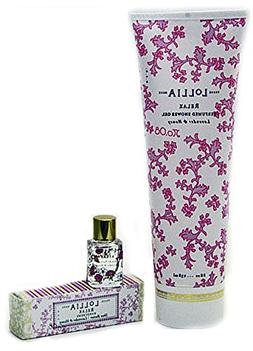Lollia Relax Perfumed Shower Gel with Petite Handcreme with